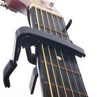 Change Key Capo Clamp for Electric Acoustic Guitar Quick Trigger Release OPP