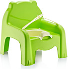 Children Toddler Kids Potty Toilet Training Seat Baby Bathroom Trainer Chair