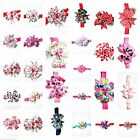 baby headbands girls bow headbands elasticated hair accessories bands colourful