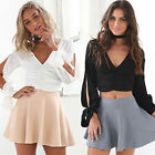Fashion Women Summer Loose Top Short Sleeve Blouse Ladies Casual Tops T-Shirt XM