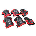 Safe Kids Cycling Roller Skating Knee Elbow Wrist Guard Protective Pad 3 Colors