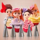 New Russian Tulip Icing Piping Nozzles Cake Decoration Decor Tips Cooking Tools