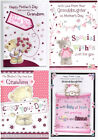 From Your Grandson or Granddaughter Happy Mother's Day Card - Various Designs