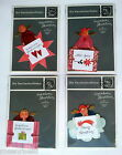 1x Gift Stickers Heavenly Sisters Räder 4 Design Variations