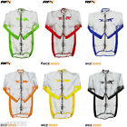 NEW RFX WATERPROOF MUD JACKET MOTORCYCLE MOTOCROSS ENDURO TRIALS WET ROAD RAIN