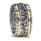 New Original and Authentic Meditation Ring ALWAYS - MR3206 Spinner Ring