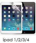 LCD Ultra Clear Screen Protector for ipad , ipad min, ipad Air , iP 4 5 6 6 Plus