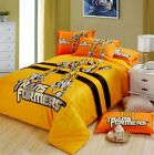 New 2016 Transformers Movie Bedding Set 4pc Queen King Cotton Gift RARE