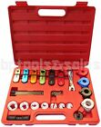 Fuel & Air Conditioning Disconnection Tool Set Automotive AC Line Hoses Fuel Kit