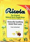 cough drop brands - Ricola Original Cough Drop Natural Herb Sore Throat Suppressant 260 or 130 Count