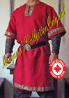 Medieval Celtic Noble Short Sleeves Surcoat Deluxe