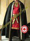 Medieval Celtic Noble Lord Cloak with Chain
