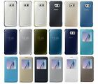 New 100% Original Samsung Galaxy S6 Protective / S-View / Wallet Flip Cover Case