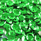 3500pc DIY faceted Oval Round sew on Sequins Paillettes Loose 6mm Wedding Craft