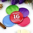 Personalised 16th Birthday Party Badge | Pin Style | 5cm Badge