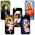 Blessed Virgin Mary Mother Juses Christ iPhone 4/4s/5/5s/5c/SE/6/6s+/7/7+ X case