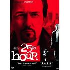 25th Hour DVD, Edward Norton, Barry Pepper, Philip Seymour Hoffman, Rosario Daws