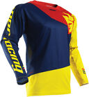 Thor 2017 S7 Fuse Pinin Jersey Navy/Red Mens All Sizes