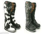 NEW WIND W2 ENDURO MOTOCROSS BOOTS LEATHER (ALL SIZES) MX CR KX RM YZ SX CRF EXC