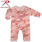 Rothco Infant Camo Long Sleeve and Leg One-piece Bodysuit - 67059