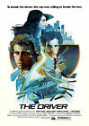 The Driver (1978) - A1/A2 POSTER **BUY ANY 2 AND GET 1 FREE OFFER**