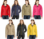 New Womens Padded Puffer Bubble Quilted Top Collar Warm Thick Jacket Coat S-XL