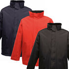 Regatta Mens Bridgeport Parka Jacket Waterproof Hydrafort New