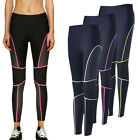 Women Mesh Yoga Fitness Running Leggings Lady Gym Workout Cycling Sport Trousers