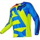 Fox 2017 180 NIRV MX/Motocross KIDS/PEEWEE Jersey - 2 Colourways - New Product!!