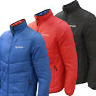 Regatta Mens Icefall / Icebound Jacket Showerproof Lightweight Embroidered New
