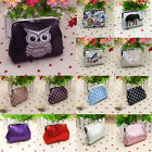 Внешний вид - Women's Printing Sequin Dot Leather Wallet Card Holder Coin Purse Clutch Handbag