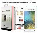 Tempered Glass Film Screen Protector for ZTE Phone