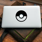 Vinyl Stickers Apple Macbook Pro Laptop iPad Decal Pokemon Pop Culture Go Film