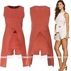 Ladies Womens Jumpsuit Romper Playsuit Casual Bodycon Cool OL Suit Hot Sale