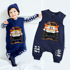 "Vaenait Baby Toddler Kids Boys Clothes Cotton Blankets Sleepsack ""Jeep"" 1T-7T"