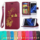 Soft Card Stand Leather Flip Protector Wallet Case For Samsung Galaxy Alpha G850