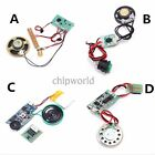 Music Sound Voice Chip Module For Swing Car Stroller /Motorcycle/ Greeting Card