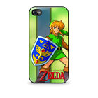 Anime The Legend of Zelda iPhone Case 4, 4S, 5, 5S, 5c, 6, galaxy S3, S4 Cover