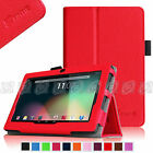 Fintie Folio Stand Case Cover for 7'Android Dragon Touch Y88, iRULU X1S 7 Tablet
