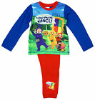 Boys Teletubbies Po Dipsy Tubby Phone Dance Pyjamas 12 Months to 4 Years