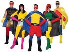 Adult Superhero Costume TIGHT PANTS Unisex Adult Teen Large Medium Villain Group