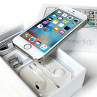Apple iPhone 5s16 64G Silver Unlocked for International GSM CDMA BOX Accessories