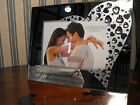 ENGAGEMENT PRESENT  PHOTO FRAME ENGAGEMENT GIFT # engaged couple gift present