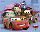 Cars 2 - Group Poster - 40x50cm
