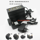 AC100-240V To DC 12V/24V 2A -10A Power Supply Adapter Driver Switch For strip