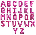 """34"""" Magenta Number 0-9 Letter A-Z Balloons Happy Birthday Wedding Party Graduate"""