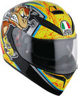 AGV 2017 Adult K3SV Bulega Motorcycle Helmet SM-2XL