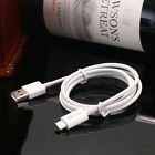 USB-C USB 3.1 Type C Connector Sync Charging Cable Cord for Samsung Galaxy LG