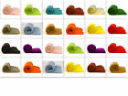 Heidifeathers® Carded Dyed Felting Wool Batts - Soft Wool - Choose Colour + Size