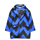 Kids Boys Wool Coat Abstract Print Jacket Warm Fashion Outwear Jackets 3-13 Year